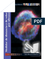 Medidor de Distancia y Velocidad Por Ultrasonido