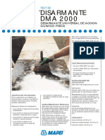 Disarmante Dma 2000 (Ac)