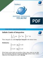Bab 10 Improper Integrals