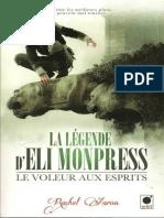 Aaron, Rachel - La Légende d'Eli Monpress - 1 - Le Voleur Aux Esprits