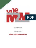 oneM2M_WhitePaper_SmartCitiesDoneSmarter