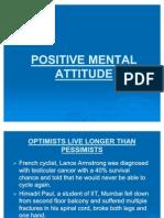 MELJUN CORTES's - Positive Mental Attitude