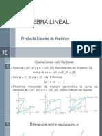 Álgebra Lineal Clase 11