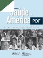 Salud en Las Americas 2017 Paho