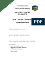 Inf. Laboratorio Materiales Final