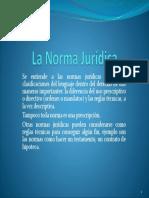 La Norma Jurídica Sabado_001