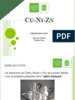 Cu-Ni-Zn
