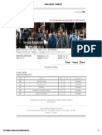 Servicios Académicos - Consultar Notas