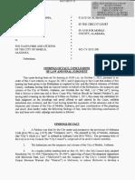 CV 2013 200 Final Order for McGowin Park Bond Validation