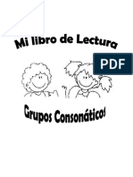 Libro Lectura Difonos Consonanticos Con l y r