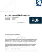 V17.0 BSS (Access) Parameters User Guide - bPUG