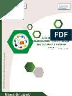 Dgii02000024 Guia Del Auditor Para El Uso en Modulo Del Dictamen Fiscal 2-02-05 2017