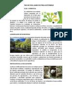 Principios de Una Agricultura Sotenible 2