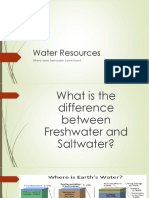 water resources sw