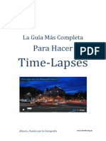 Time Lapses Guia Completa DZoom 1
