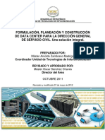 Proyecto Data Center DGSC