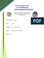 Analisis Microbiológico de La Leche