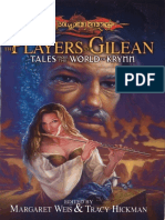 Anthologies꞉ 02 - The Players of Gilean - Tales from the World of Krynn [Edited by Margaret Weis and Tracy Hickman] (v4.1)