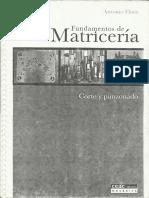 Fundamentos de Matricería-parte i