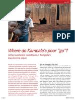 Policy Brief Kampala Sanitation 1 2011