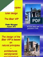 Using Natural Principles in Toilet Design