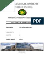 2do Informe de Termo