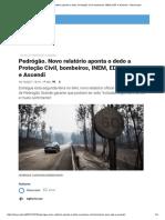 Print Relatório Xavier Pedrógão
