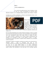 Minería en Mesoamérica