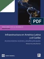 Infraestructura en América Latina - Banco Mundial.pdf