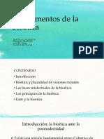 Fundamentos de la bioética (1)