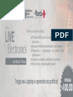 Live electronics - Thomasi pt2