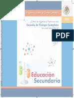 ¿Comó Se Organiza y Funciona Una Escuela de TC en Secundaria (1) (1)