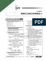 Tema 07 - Inecuaciones I