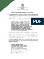 Taller 2 Evaluación Económica de Proyectos