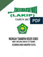 Lakip Mtsn Dondo 2016