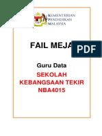 Fail MeJa Guru Data 2017