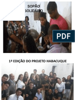 PROJETO HABACUQUE