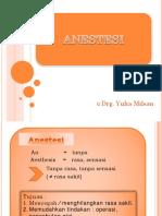 anestesi.ppt