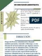 Direccion Administrtiva