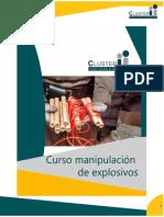 Manual Manipulador de Explosivo