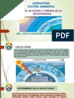 Diapositivas Sobre Capa de Ozono