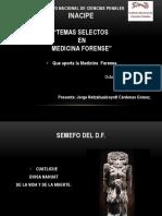 2-Concepto de Medicina Forense