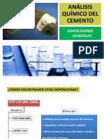 Analisis Quimico Del Cemento