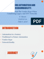 1 Moore Network Automation and Programmability