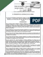 Decreto 3032 de 2013.pdf