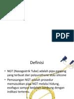 Prosedur NGT
