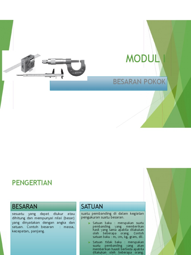Modul I For Student