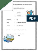 Proyecto Contaminacion Del Agua