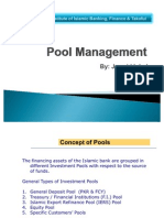 Pool Management for Islamic Banks