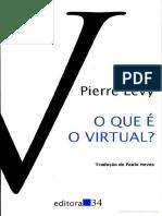 o Que é o Virtual Pierre Levy